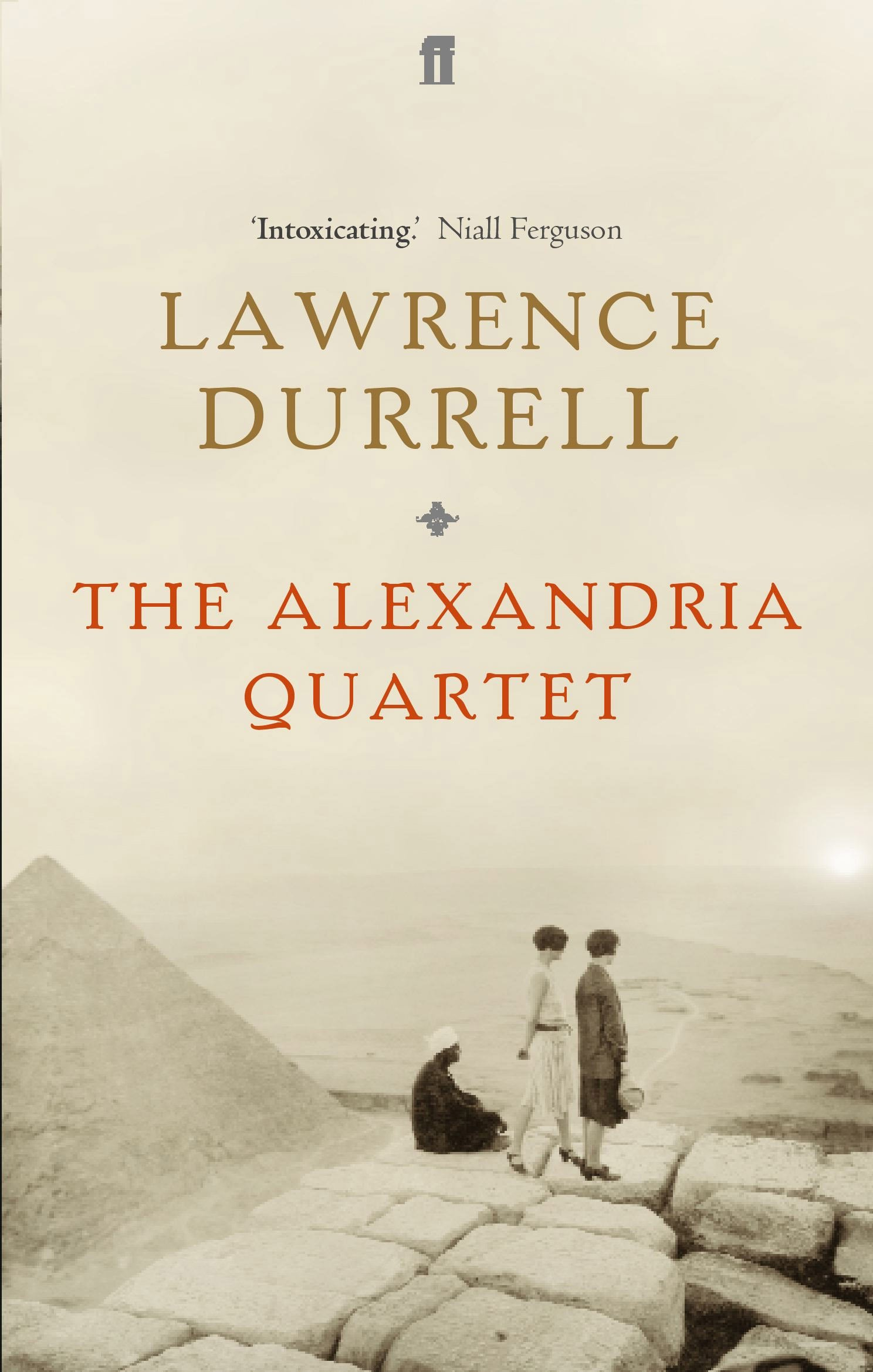 The Alexandria Quartet is a tetralogy of novels by British writer Lawrence Durrell, published between 1957 and 1960.