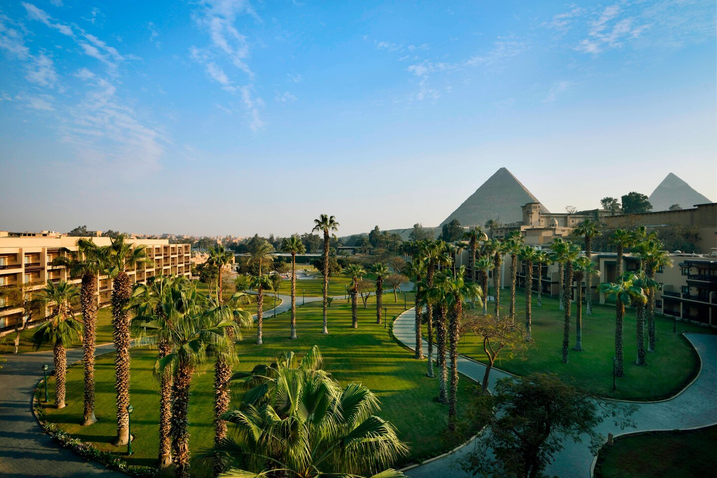 The Marriott Mena House, Cairo