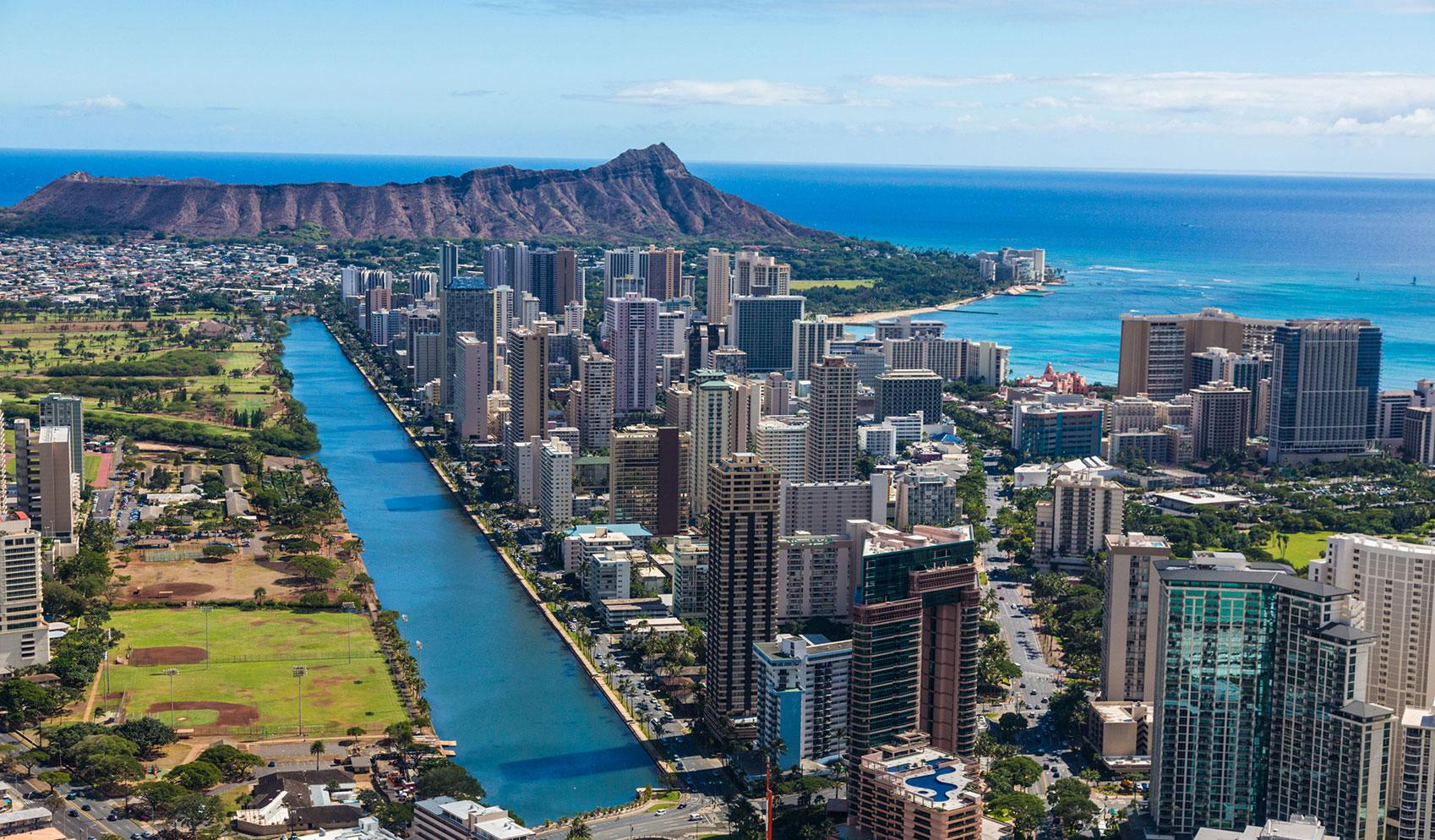 Oahu, known as