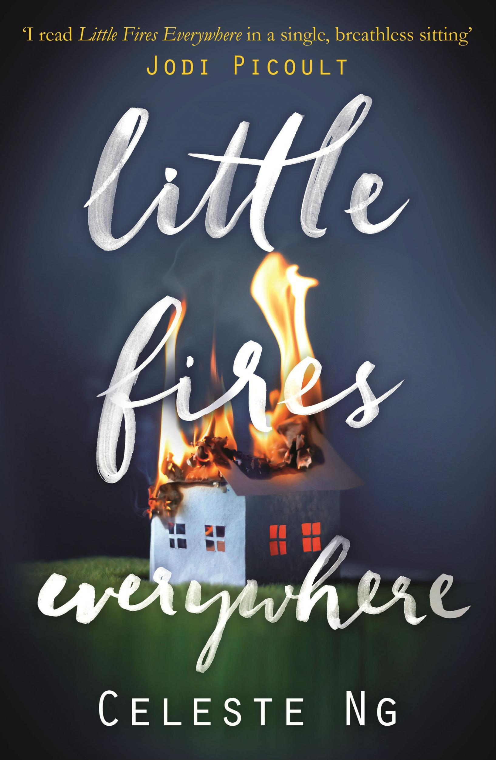 Little Fires Everywhere by Celest Ng. ISBN: 9780143135166 Publisher: Penguin Books