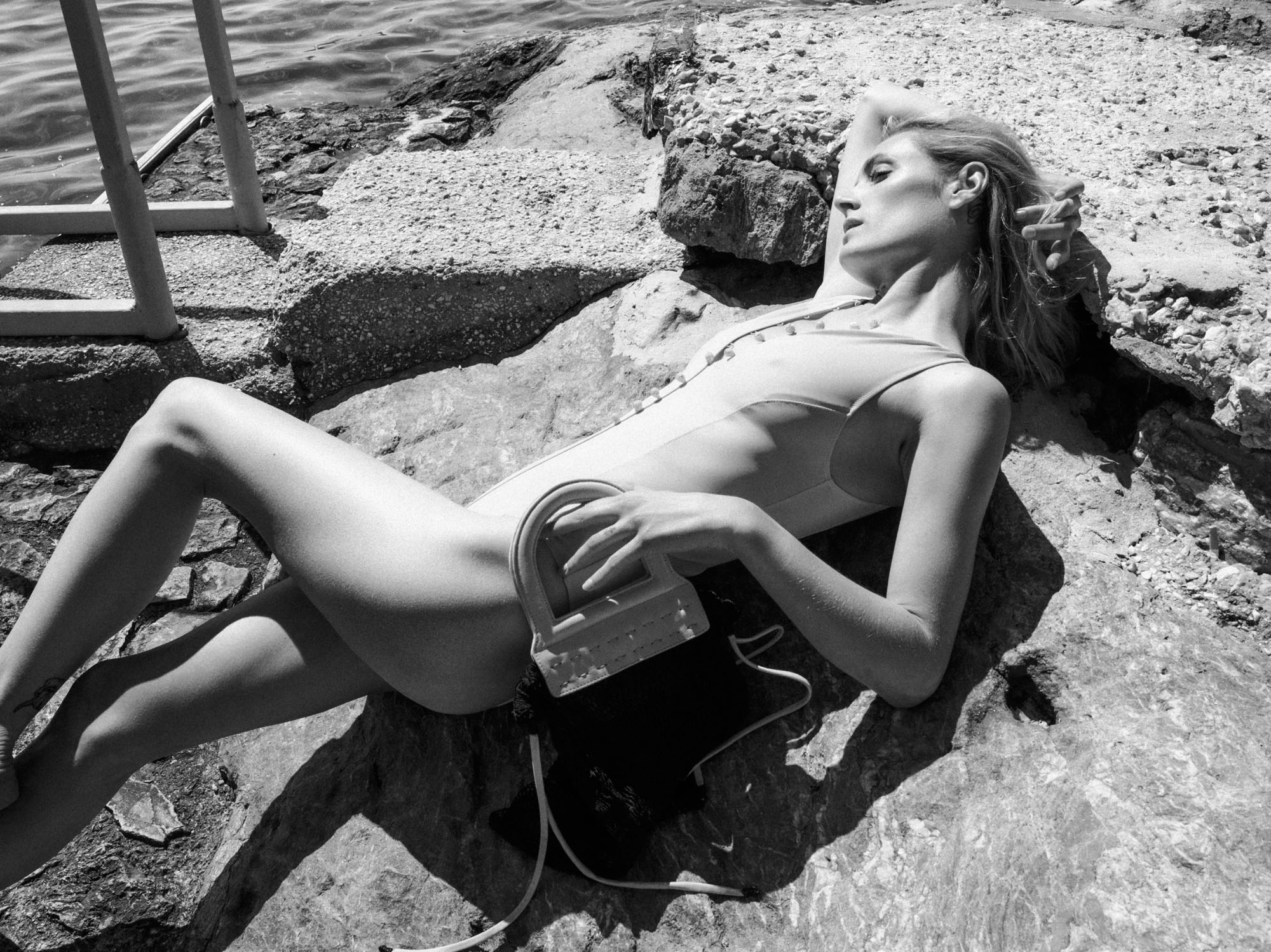 Leah Dewavrin by Peter Sideris