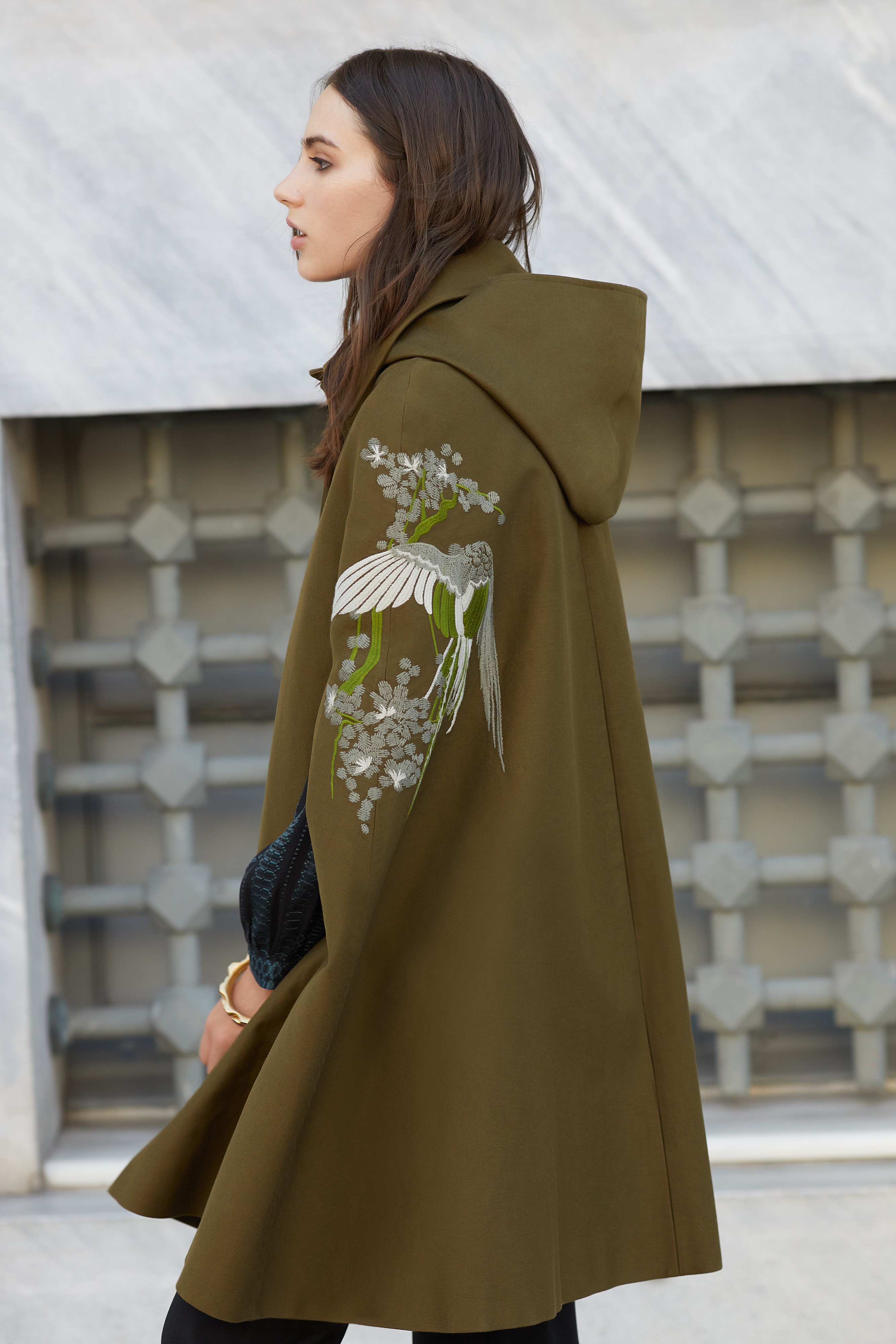 Zeus+Dione - Fall-Winter '20-'21, ''Nymphe'' Collection. Photo credits: Yiannis Bournias