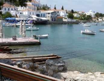 The old port of Spetses